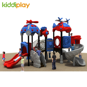 Wholesale Exquisite Classic Style Outdoor Playground, Aircraft Series Children Toy Slides