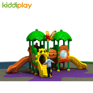 Factory Kids Commercial Outdoor Playground Slide Plastic Series Playground Area