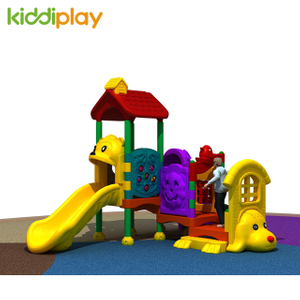 Fairy Tale Castle New Series outdoor playground for kids, slide playground