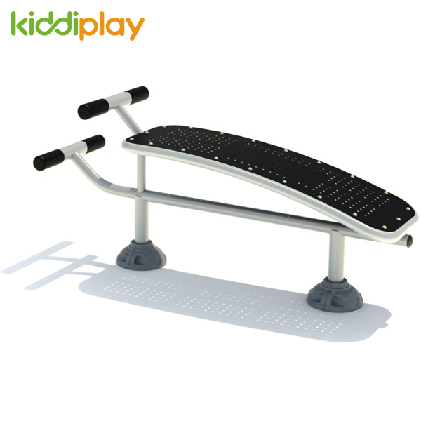 China Discount outdoor fitness equipment for abdominal plate