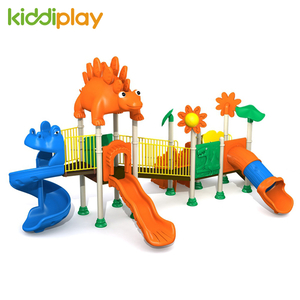 Dinosaur Series Children Slide Outdoor Playground for sale