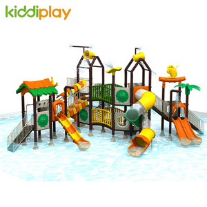 Amusement Park Water Series Slide Equipment Children Outdoor Playground