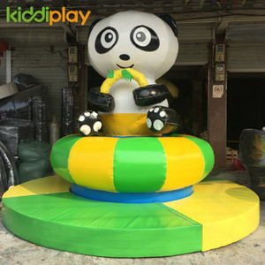 Panda Soft Indoor Playground Accessories for Children Game