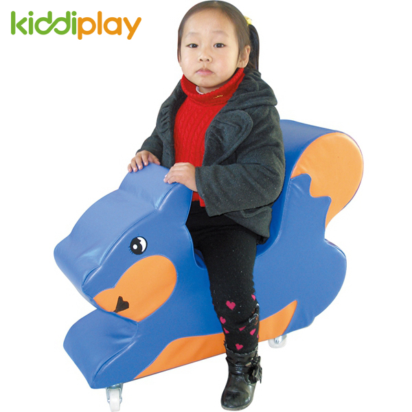 Indoor Soft Ride On Animal Toy