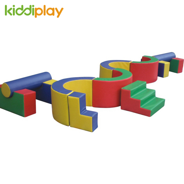 Kindergarten soft playground children toys