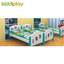Kindergarten Wooden Children Bed