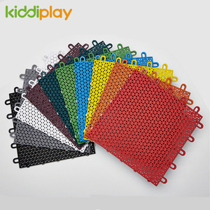 Outdoor Plastic Interlocking Sport Floor Mat