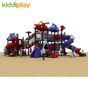 CE Certificated kids Airport series Outdoor Play Ground Equipment