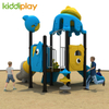 Kids Outdoor Playground Plastic Slide Ocean Series Equipment