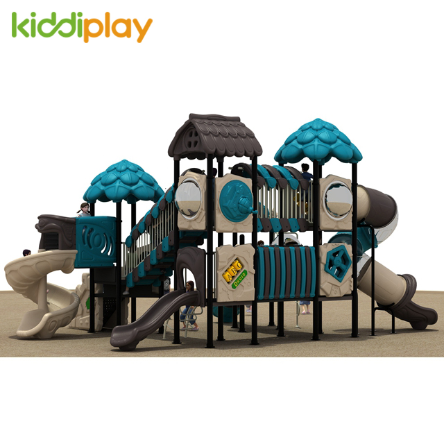 Kids New Slide And Outdoor Playground Equipment