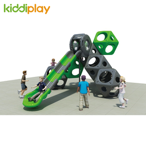 Indoor Kids Plastic Rock Climbing Wall With Climbing Hold For Sale