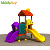 Children Game Outdoor Equipment Plastic Series Small Playground for Sale