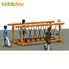 New Kindergarten Kids Outdoor Wooden Series Playground Equipment