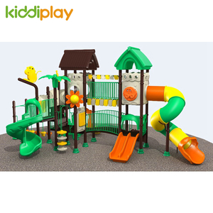 Popular Classical Kids Outdoor Playground Slide Equipment