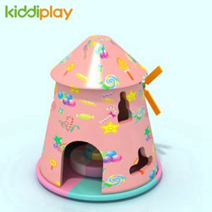 2018 New Design Soft Toy Indoor Playground for Kids