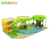 Indoor Rainbow Playground Children Climbing Amusement Park Equipment Net