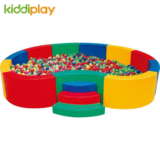 Kindergarten Funny Soft Toddler Play Sponge Indoor Ball Pit Playground