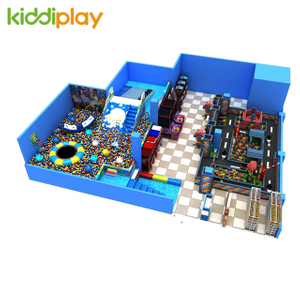 Indoor Playground Ball Pool Kids Games