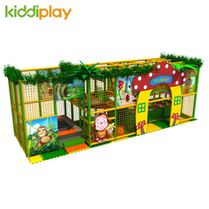 High Quality European Standards Popular Kids Indoor Playground