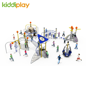 Climbing Playground Children Toy Outdoor Planetary War Series