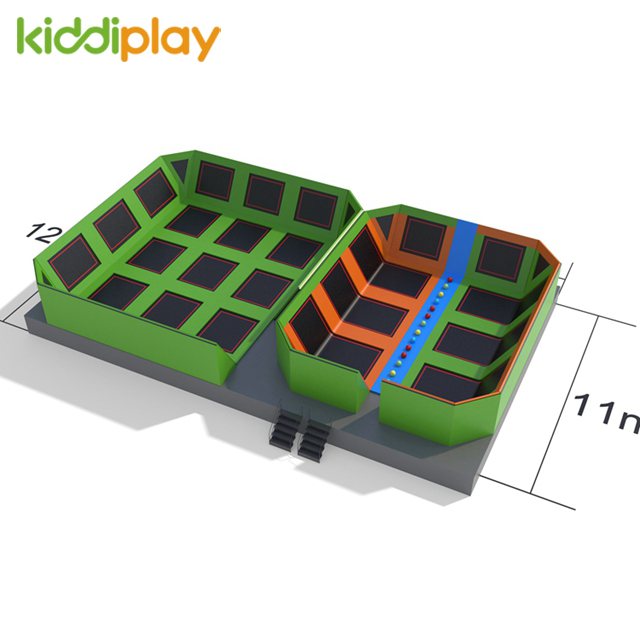 Super Mall Children Park Playground Designer Indoor Trampoline Location