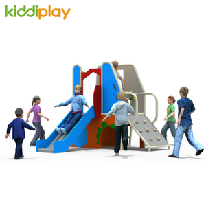 Outdoor Playground Slide Board, Made of PE, Customer Design