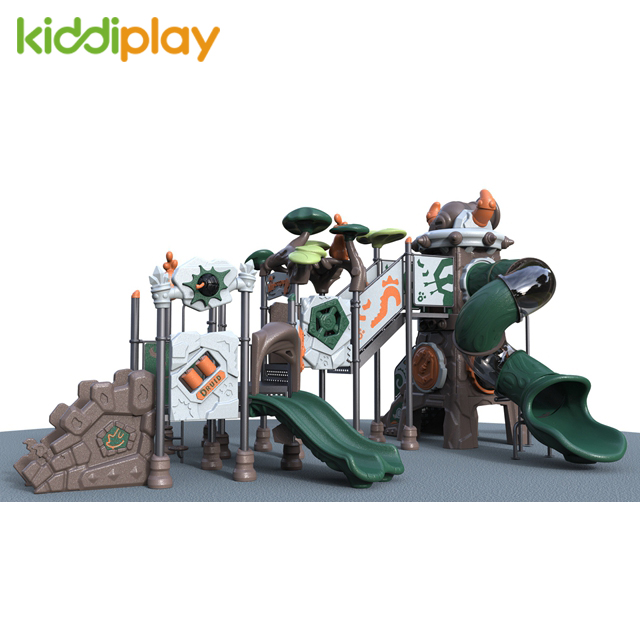 Outdoor Kids Playground with CE Certification