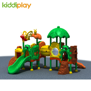 Kindergarten Plastic Series Play Equipment Children Outdoor Playground