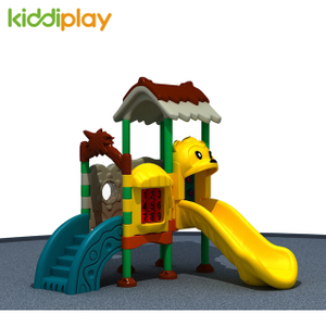 Fairy Tale Castle Used Commercial Kids Plastic Series Outdoor Playground Equipment
