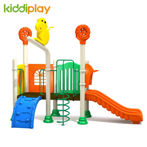 Family Outdoor Fun Safe Small Series Children Playground Equipment