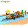 Popular Outdoor Swimming Pool Equipment Water Series Park Playground Slides