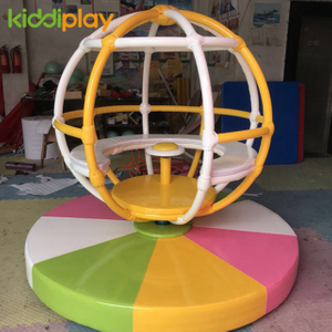 China Play Electric Motion Soft Toys Indoor Playground Accessories for Children