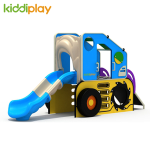 Kindergarten Outdoor Playground Slide