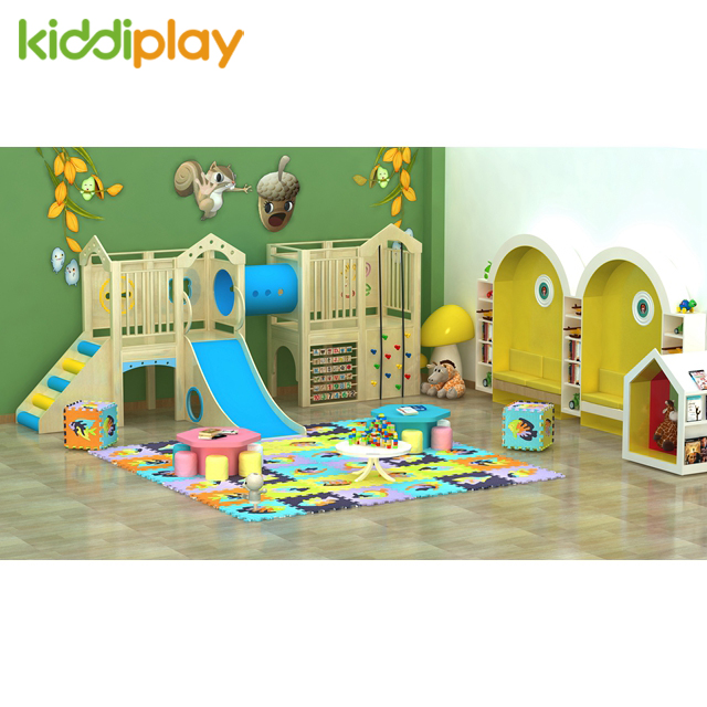 2018 Play Slide Wooden Toys Educational Kids