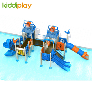 Best Price Children Water Park Series Equipment Plastic Playground Outdoor Slides