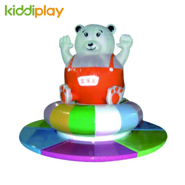 New Attractive Children Indoor Playground Games Area Electric Motion Soft Toys