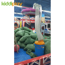 Indoor Playground Accessory for UFO Style Ball Blaster