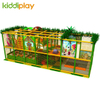 Commercial Indoor Wooden Playground Equipment
