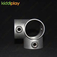 Indoor 204 Stainless Steel Accessories Tube Connector A3 Playground Equipment