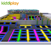 Popular Indoor Trampoline New Safety Trampoline Jumping Park for Children