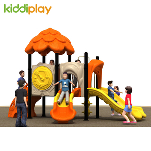 Happy Slide Backyard Outdoor Play Equipment