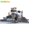 outdoor playground equipment plastic slide