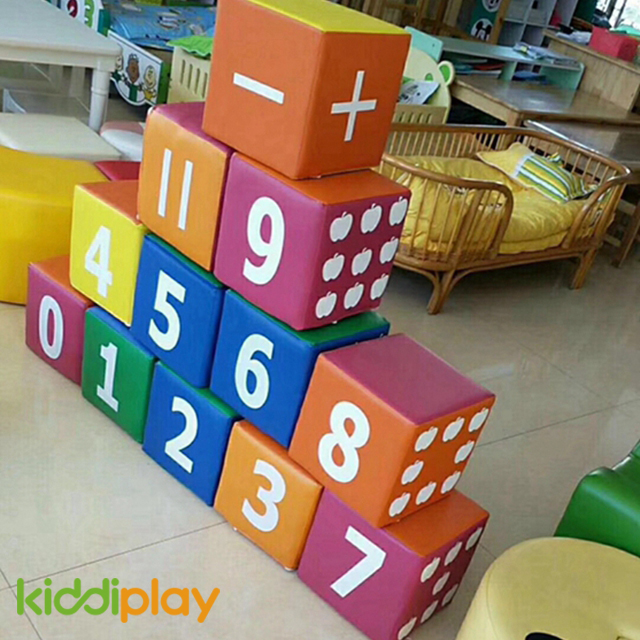 Kindergarten Soft Play Toy