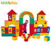 Soft Color Foam Toy Building Blocks for Kids Education