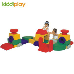Kid's Zone Indoor Soft Toddler Playground Equipment