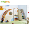 School Indoor Educational Wooden Playground Machinery Equipment