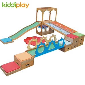 Colorful Playground Equipment Children Indoor Soft For Games