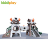 New Plastic Children Slide Playground Equipment