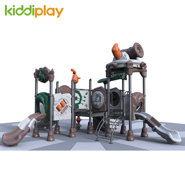 School Small Outdoor Playground Equipment