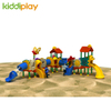 kids plastic fairy tale castle play house outdoor playground for sale